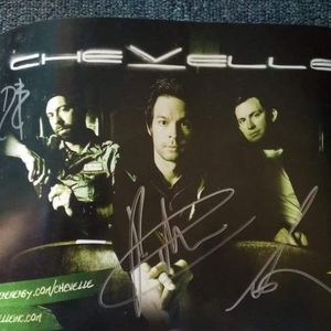 Chevelle Autograph